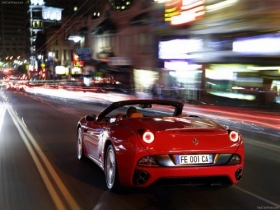 Ferrari-California 2009 1600x1200 wallpaper 023