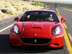 Ferrari-California 2009 1600x1200 wallpaper 024