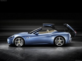Ferrari-California 2009 1600x1200 wallpaper 030
