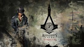 Assassins Creed Syndicate 003 Logo, Jacob Frye