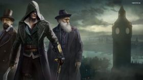 Assassins Creed Syndicate 007