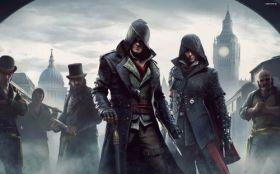 Assassins Creed Syndicate 009  Jacob Frye, Evie Frye