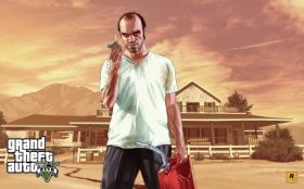 Grand Theft Auto V 013 Trevor Philips