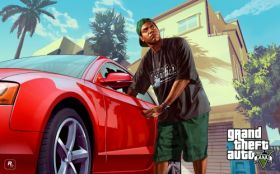 Grand Theft Auto V 020 Lamar Davis