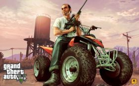 Grand Theft Auto V 034 Trevor Philips