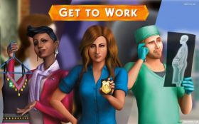 The Sims 4 Get to Work 001