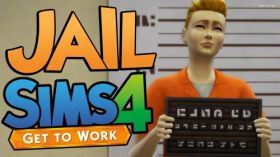 The Sims 4 Get to Work 004