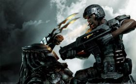 wallpaper aliens vs predator 03 2560x1600