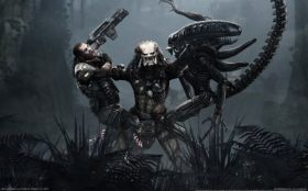 wallpaper aliens vs predator 05 2560x1600