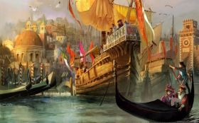 wallpaper anno 1404 venice 02 2560x1600