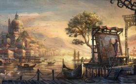 wallpaper anno 1404 venice 03 2560x1600
