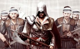 wallpaper assassins creed ii 07 2560x1600