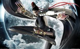 wallpaper bayonetta 01 2560x1600