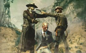 wallpaper call of juarez bound in blood 01 2560x1600