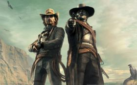 wallpaper call of juarez bound in blood 02 2560x1600