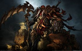 wallpaper darksiders wrath of war 02 2560x1600