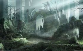 wallpaper demons souls 01 2560x1600