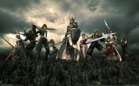 wallpaper dissidia final fantasy 02 2560x1600