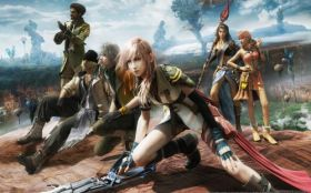 wallpaper final fantasy xiii 09 2560x1600