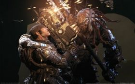 wallpaper gears of war 2 12 2560x1600