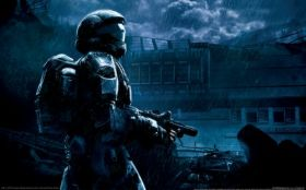 wallpaper halo 3 odst 02 2560x1600