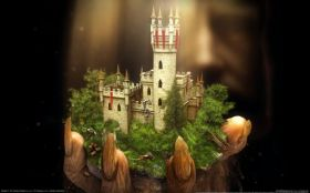 wallpaper majesty 2 the fantasy kingdom sim 02 2560x1600