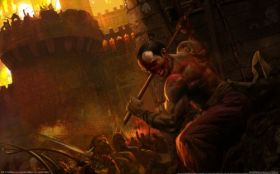 wallpaper myth 2 soulblighter 01 2560x1600