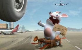 wallpaper rayman raving rabbids 2 04 2560x1600