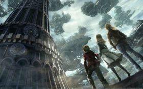 wallpaper resonance of fate 01 2560x1600