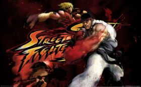 wallpaper street fighter 4 16 2560x1600