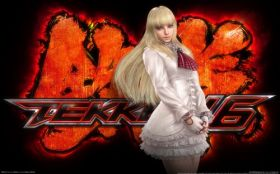 wallpaper tekken 6 02 2560x1600
