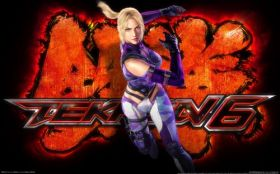 wallpaper tekken 6 05 2560x1600