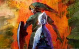 wallpaper the legend of zelda 01 2560x1600