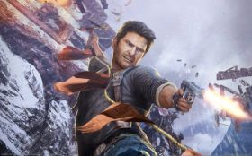 wallpaper uncharted 2 among thieves 04 2560x1600