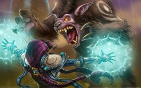 wallpaper world of warcraft trading card game 20 2560x1600
