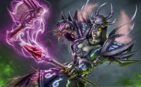 wallpaper world of warcraft trading card game 21 2560x1600