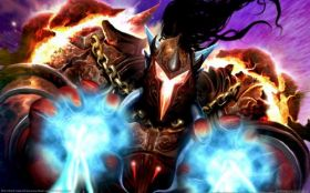 wallpaper world of warcraft trading card game 23 2560x1600