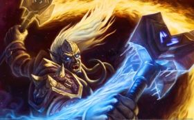 wallpaper world of warcraft trading card game 25 2560x1600