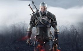 Wiedzmin 3 Dziki Gon - The Witcher 3 Wild Hunt 002 Geralt