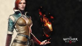Wiedzmin 3 Dziki Gon - The Witcher 3 Wild Hunt 006 Triss Merigold