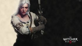 Wiedzmin 3 Dziki Gon - The Witcher 3 Wild Hunt 007 Ciri