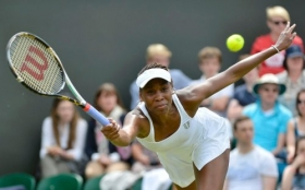 Tenis 1440x900 008 Wimbledon 2012 Venus Williams