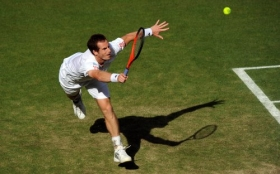 Tenis 1440x900 036 Wimbledon 2012 Andy Murray