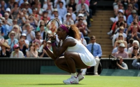 Tenis 1440x900 080 Wimbledon 2012 Serena Williams