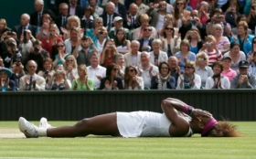Tenis 1440x900 081 Wimbledon 2012 Serena Williams