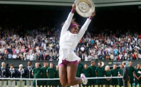 Tenis 1440x900 082 Wimbledon 2012 Serena Williams