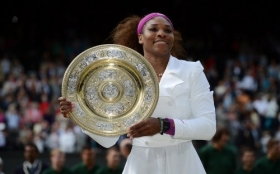 Tenis 1440x900 083 Wimbledon 2012 Serena Williams