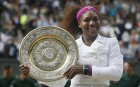 Tenis 1440x900 084 Wimbledon 2012 Serena Williams
