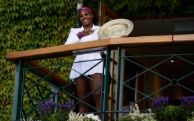 Tenis 1440x900 086 Wimbledon 2012 Serena Williams