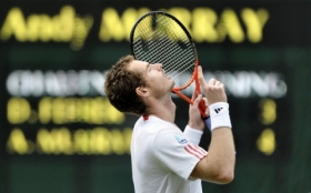 Tenis 1920x1200 074 Wimbledon 2012 Andy Murray